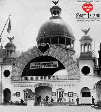 Luna Park Wormwood's Monkey Theater