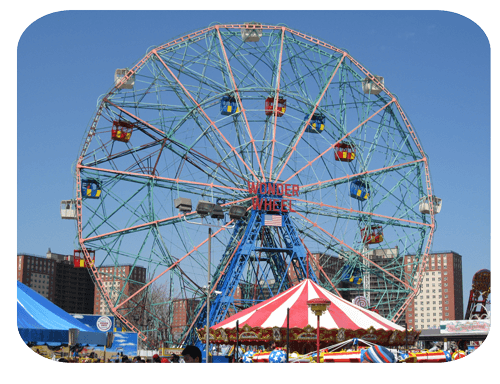 Coney Island Wonder Wheel